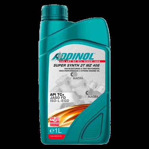 Addinol Super Synth 2T MZ 408 1 л.