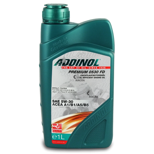 Addinol Premium 0530 FD 5W-30 1 л.
