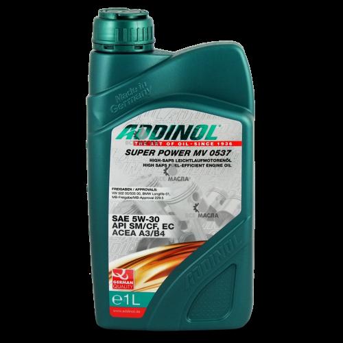 Addinol Super Power MV 0537 5W-30 1 л.