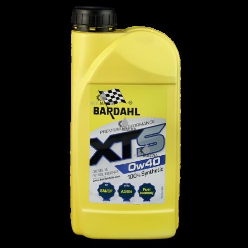 Bardahl XTS 0W-40 1 л.