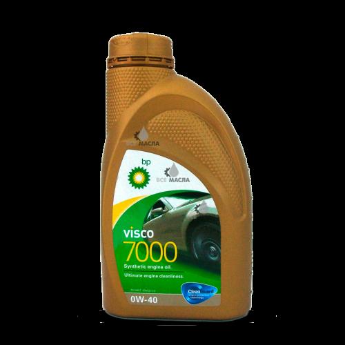 BP Visco 7000 0W-40 1 л.