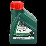 Castrol Brake Fluid DOT 4  0,5 л.