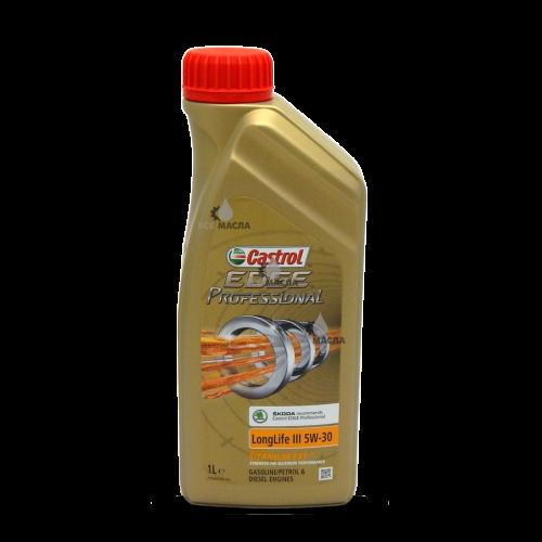 Castrol EDGE Professional LongLife III (Skoda) 5W-30 1 л.