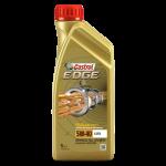 Castrol EDGE 5W-40 A3/B4   1 л.