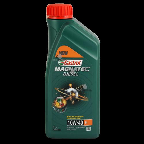 Castrol Magnatec Diesel 10W-40 B4 1 л.