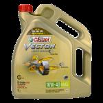Castrol Vecton Long Drain 10W-40 E6/E9 5 л.