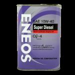 Eneos Super Diesel CG-4 10W-40  1 л.