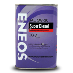 Eneos Super Diesel CG-4 5W-30  1 л.