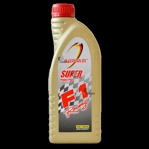JB German Oil Super F1 Plus Racing 10W-60 1 л.