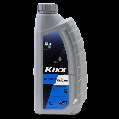 Kixx Geartec GL-5 80W-90 1 л.