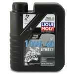 Liqui Moly Motorbike 4T Street 10W-40 1 л.