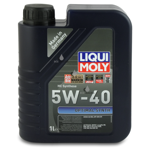 Liqui Moly Optimal 5W-40 1 л.