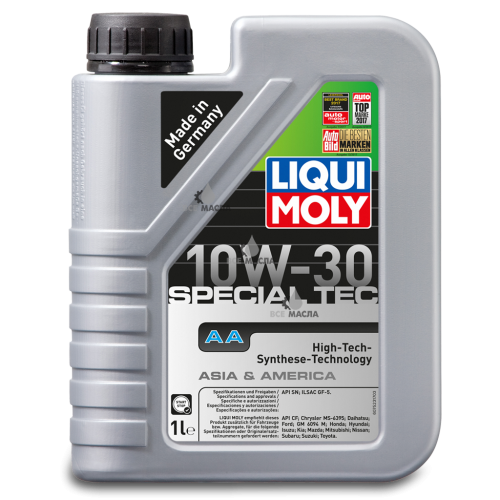 Liqui Moly Special Tec AA 10W-30 1 л.