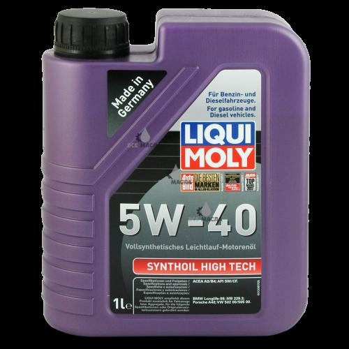 Liqui Moly Synthoil High Tech 5W-40 1 л.