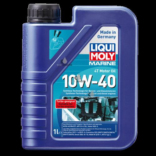 Liqui Moly Marine 4T Motor Oil 10W-40 1 л.