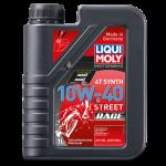 Liqui Moly Motorbike 4T Synth Street Race 10W-40 1 л.