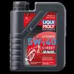 Liqui Moly Motorbike 4T Synth Street Race 5W-40 1 л.