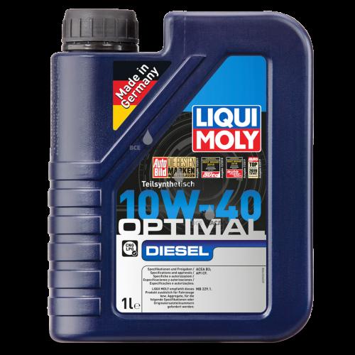 Liqui Moly Optimal Diesel 10W-40 1 л.