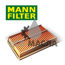 Фильтр воздушный MANN-FILTER C24128