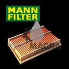 Фильтр воздушный MANN-FILTER C5082/2
