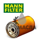 Фильтр масляный MANN-FILTER W920/21