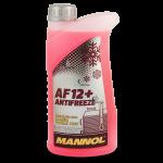 Mannol Antifreeze AF12+ -40C 1 л.