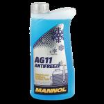 Mannol Antifreeze AG11 -40°C 1 л.