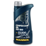MANNOL Compressor Oil ISO 100 1 л.