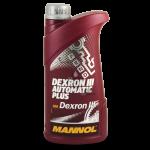Mannol Dexron III Automatic Plus 1 л.
