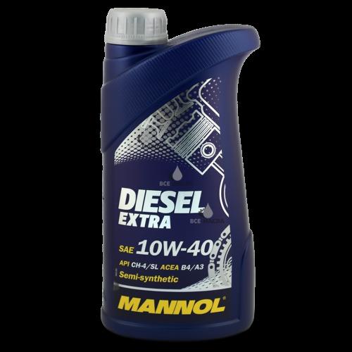 Mannol Diesel Extra 10W-40 1 л.