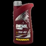Mannol Diesel Turbo 5W-40 1 л.