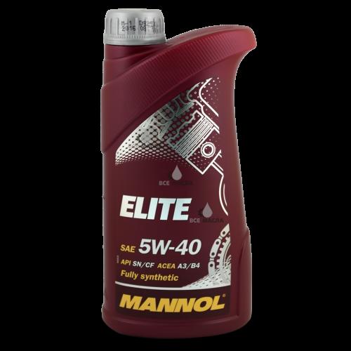 Mannol Elite 5W-40 1 л.