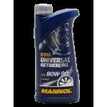 Mannol Universal Getriebeoel 80W-90 1 л.