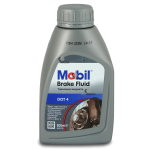 Mobil Brake Fluid DOT 4 0,5 л.