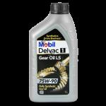 Mobil Delvac 1 Gear Oil LS 75W-90 1 л.