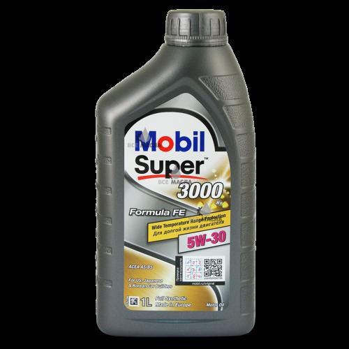 Mobil Super 3000 X1 Formula FE 5W-30 1 л.