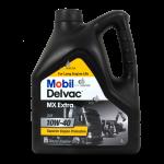 Mobil Delvac MX Extra 10W-40 4 л.