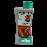 MOTOREX Top Speed 4T 10W-40 1 л.