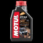 Motul ATV SXS Power 4T 10W-50 1 л.