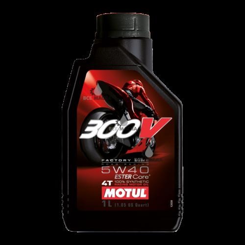 Motul 300V 4T Factory Line Road Racing 5W-40 1 л.