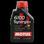 Motul 6100 Synergie+ 10W-40 1 л.