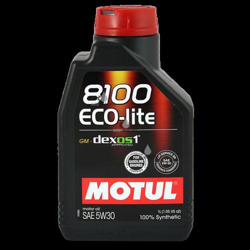 Motul 8100 ECO-lite 5W-30 1 л.