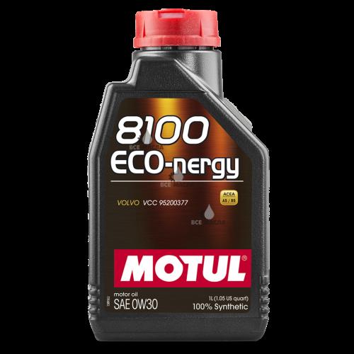 Motul 8100 Eco-nergy 0W-30 1 л.
