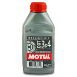 Motul DOT 3&4 Brake Fluid 0,5 л.