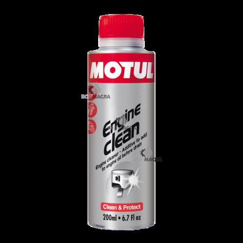 Motul Engine Clean Moto 200 мл.
