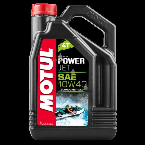 Motul Powerjet 4T 10W-40 4 л.