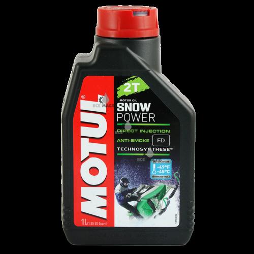Motul SnowPower 2T 1 л.