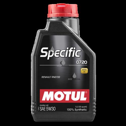 Motul Specific 0720 5W-30 1 л.