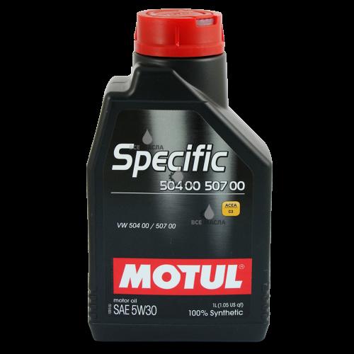 Motul Specific 504.00-507.00 5W-30 1 л.