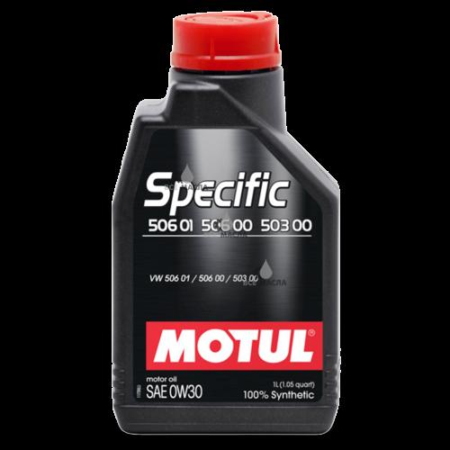 Motul Specific 506.01-506.00-503.00 0W-30 1 л.